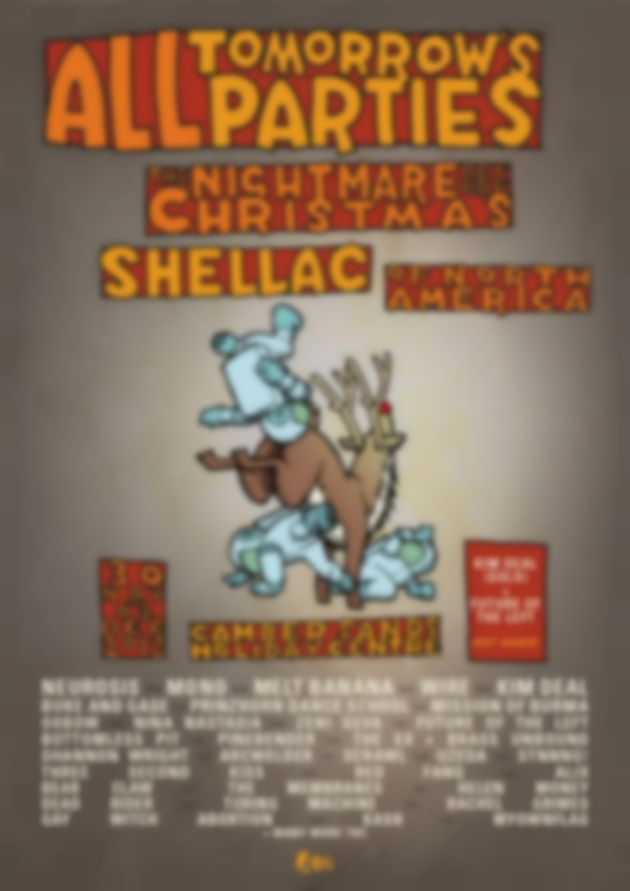 ATP's Nightmare Before Christmas Curated by Shellac: Our Highlights