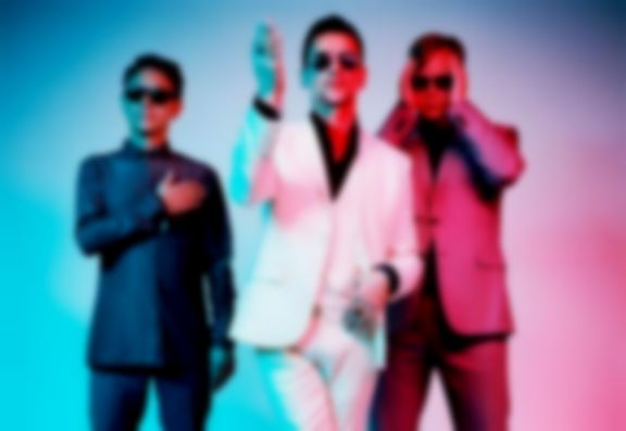 Depeche Mode announce new album 'Delta Machine'