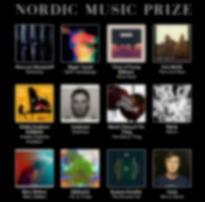 Nordic Music Prize 2012 nominees unveiled