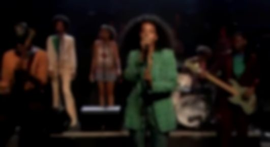 Watch: Solange cause Jimmy Fallon to lose it live on U.S TV
