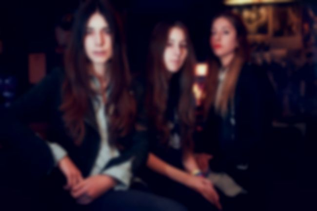 "Haim say their second album is ""coming very soon"""