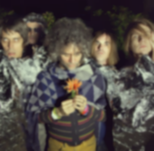 "The Flaming Lips release ""anatomically correct"" chocolate heart compilation album"
