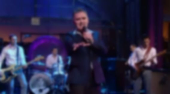 Watch: Morrissey performs a new song live on Letterman