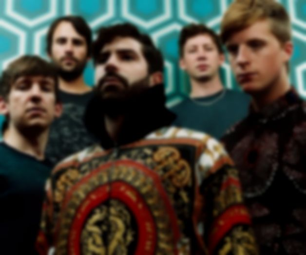 Foals to tour with Efterklang, The Neighbourhood and Surfer Blood
