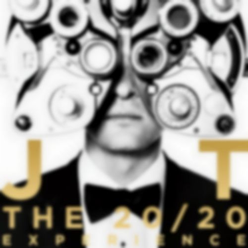 Justin Timberlake reveals new album cover art & tracklist