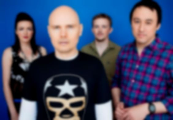 The Smashing Pumpkins plot world tour, including UK dates
