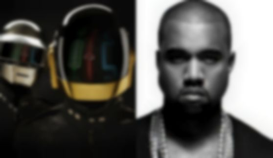 Daft Punk working with Kanye West on his new album