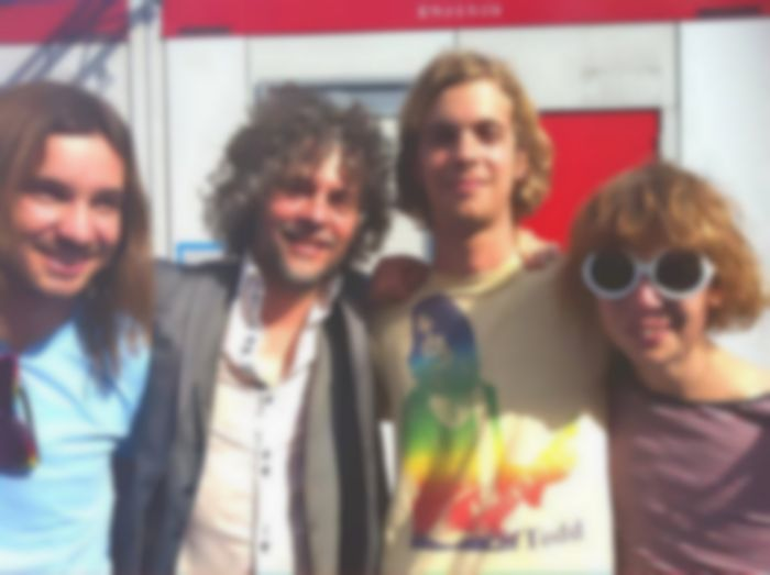 Flaming Lips and Tame Impala announce split EP