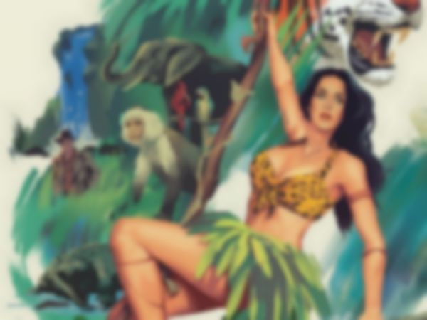 Katy Perry streams official video for 'Roar'