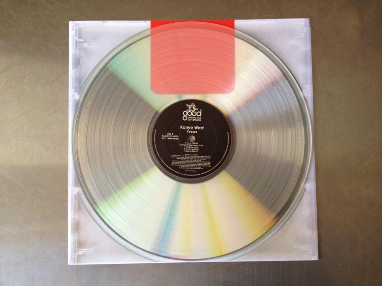 Fake Yeezus Vinyl Teaches Kanye West A Lesson In Aesthetics