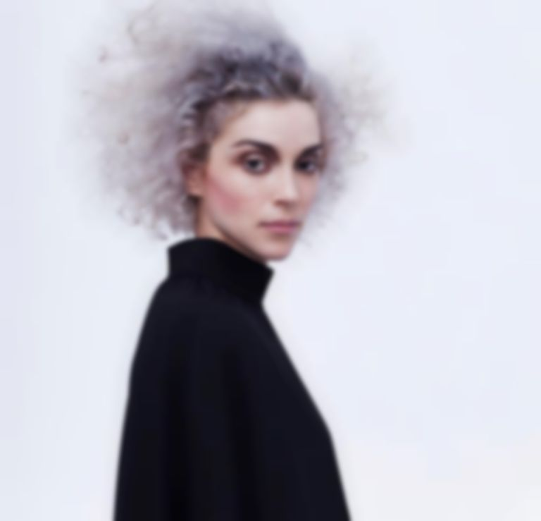 "St. Vincent announces new album for 2014, shares single ""Birth In Reverse"""