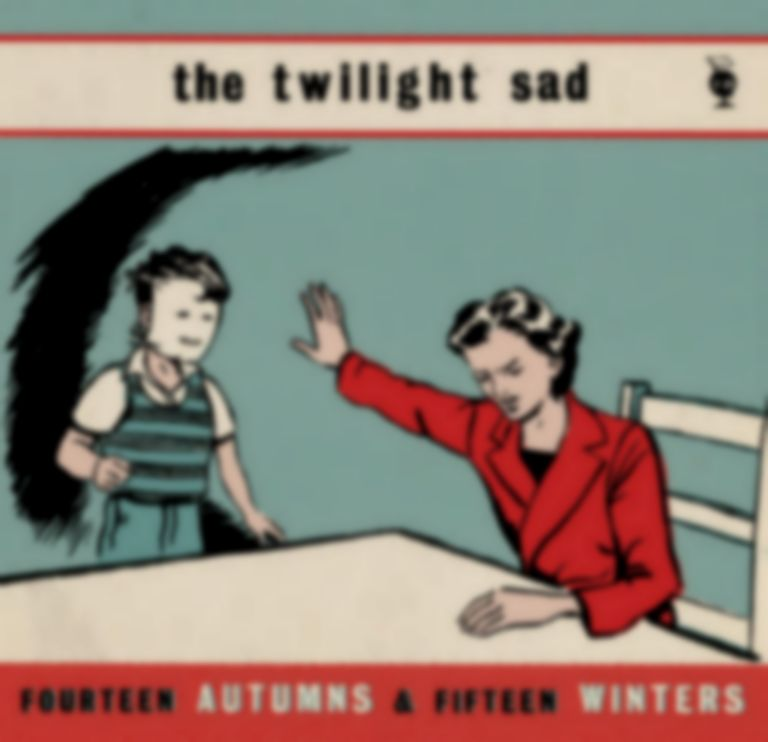 The Twilight Sad reissue debut album, to play Fourteen Autumns & Fifteen Winters in full live