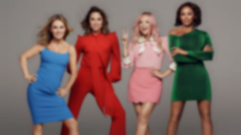 Spice Girls make an emotional return to Wembley on their Spice World Tour