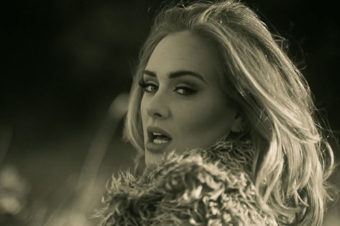 Adele Video Still