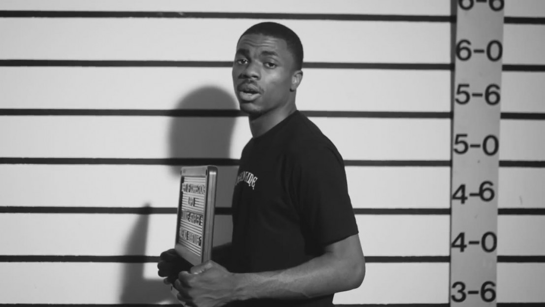 Vince Staples from Norf Norf video