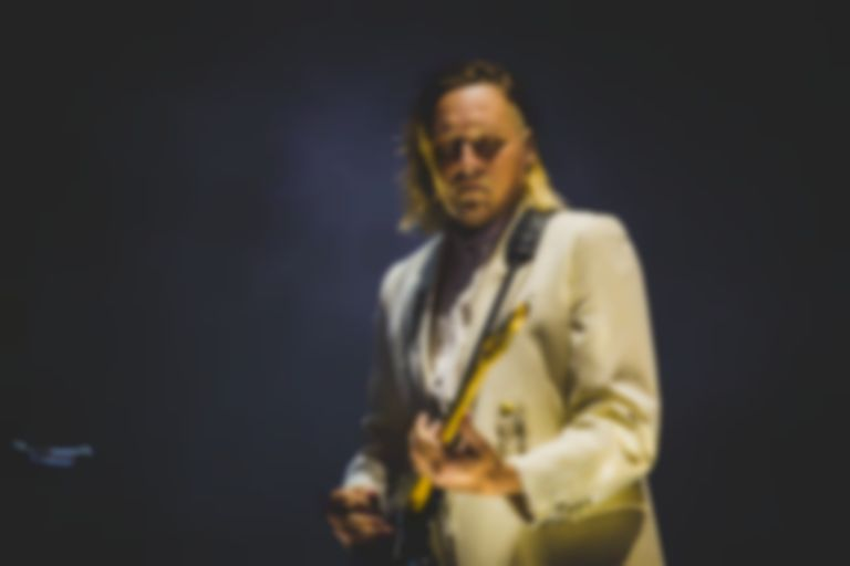 "Win Butler reveals Arcade Fire are planning to record their new album in Texas ""during the election"""