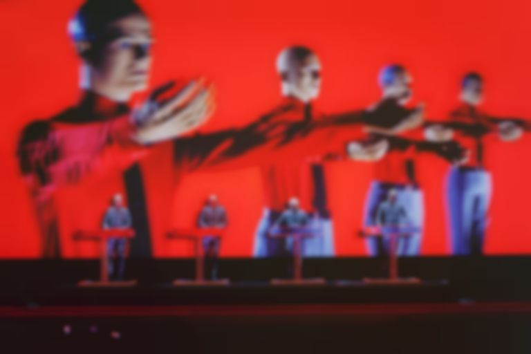 Kraftwerk announce UK tour