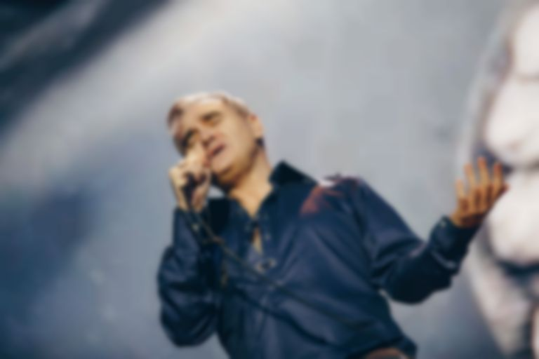 "Morrissey projects his problems with the media on new single ""Knockabout World"""