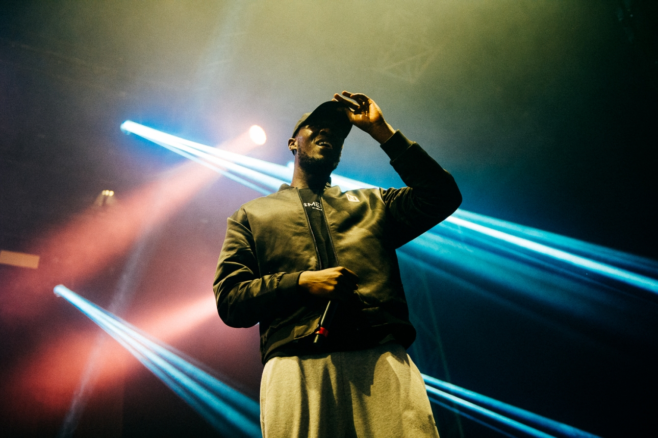 Croydon teen returns home to find Stormzy redecorating his bedroom