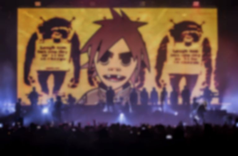 Human After All: Gorillaz, Live in Manchester