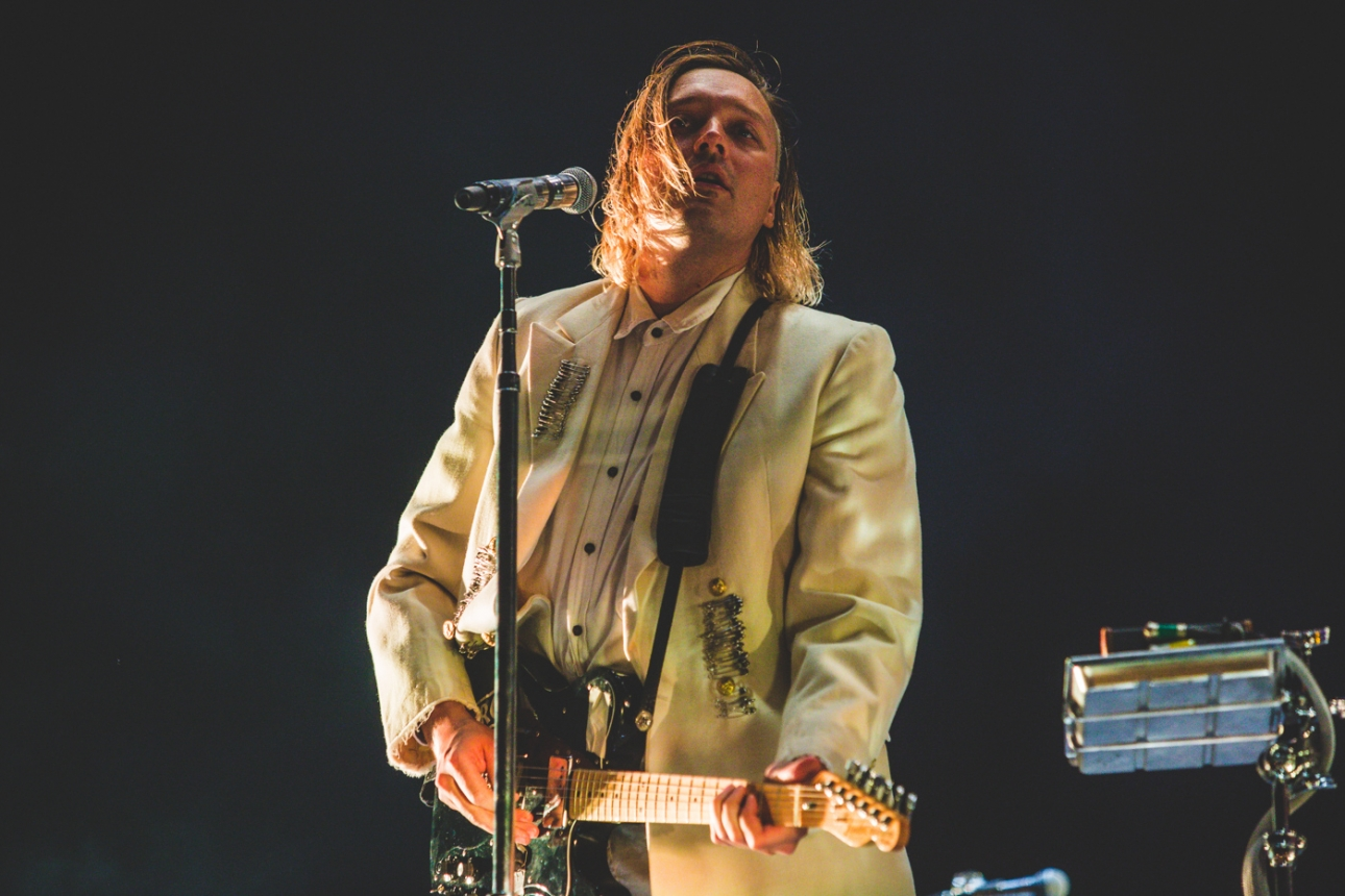 Arcade Fire's new album is finished and they're gonna tour it until spring 2019