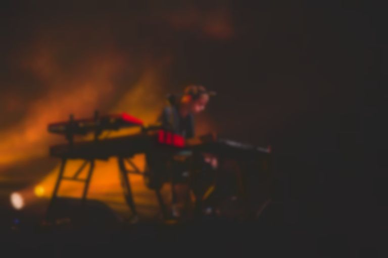 James Blake is sending his upcoming project to random fans who have bought tour tickets