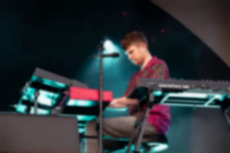 "James Blake transforms Nirvana's ""Come As You Are"" into ""soft"" piano ballad"