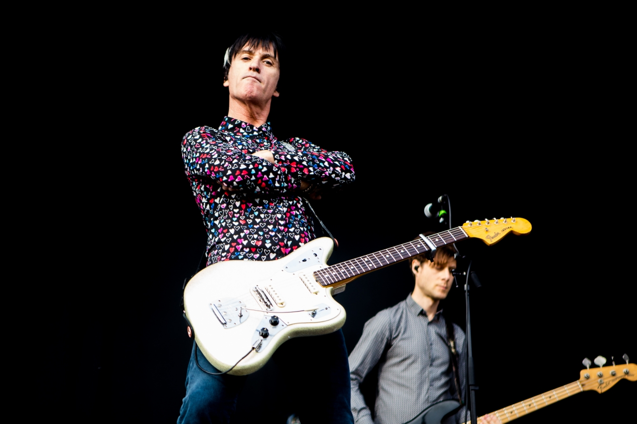 Johnny Marr Invited A Fan To Play This Charming Man On