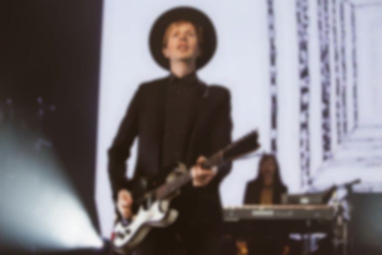 "Beck's new album is done and coming out ""very soon"""