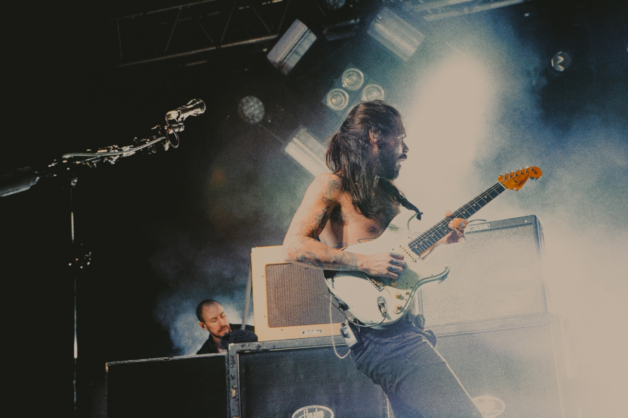 Biffy Clyro give an update on their new album