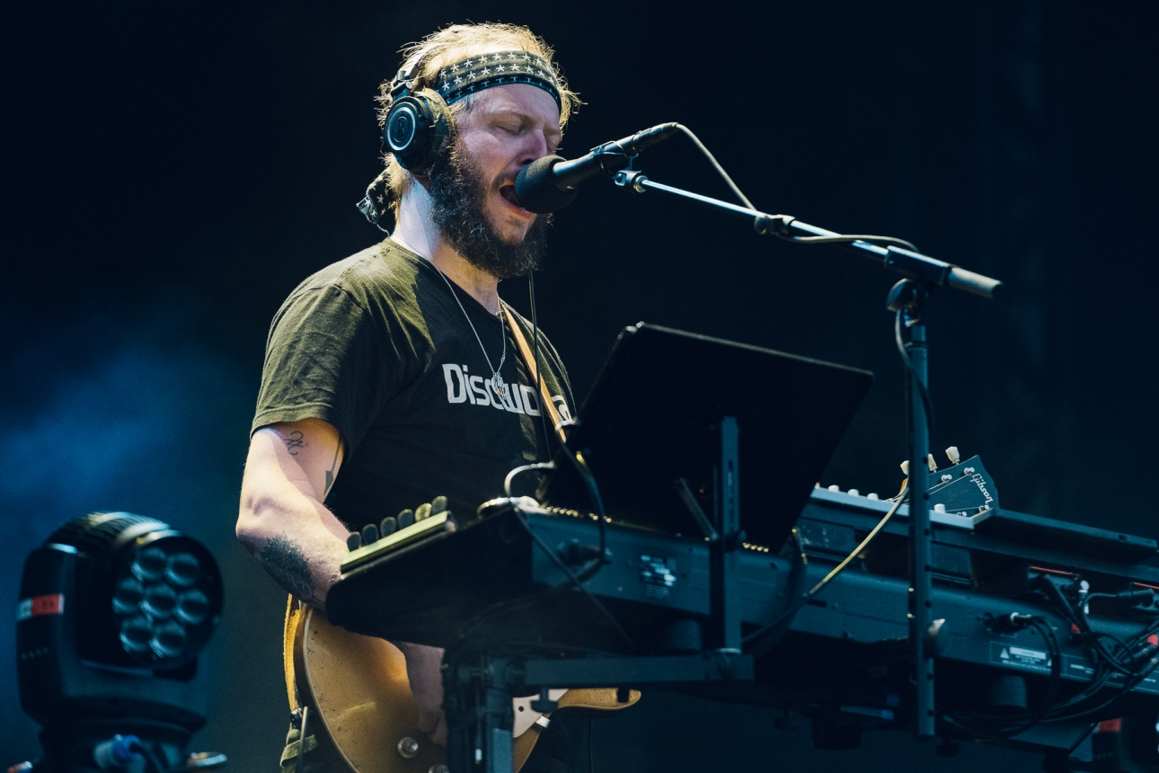 Bon Iver announce album listening parties for next month