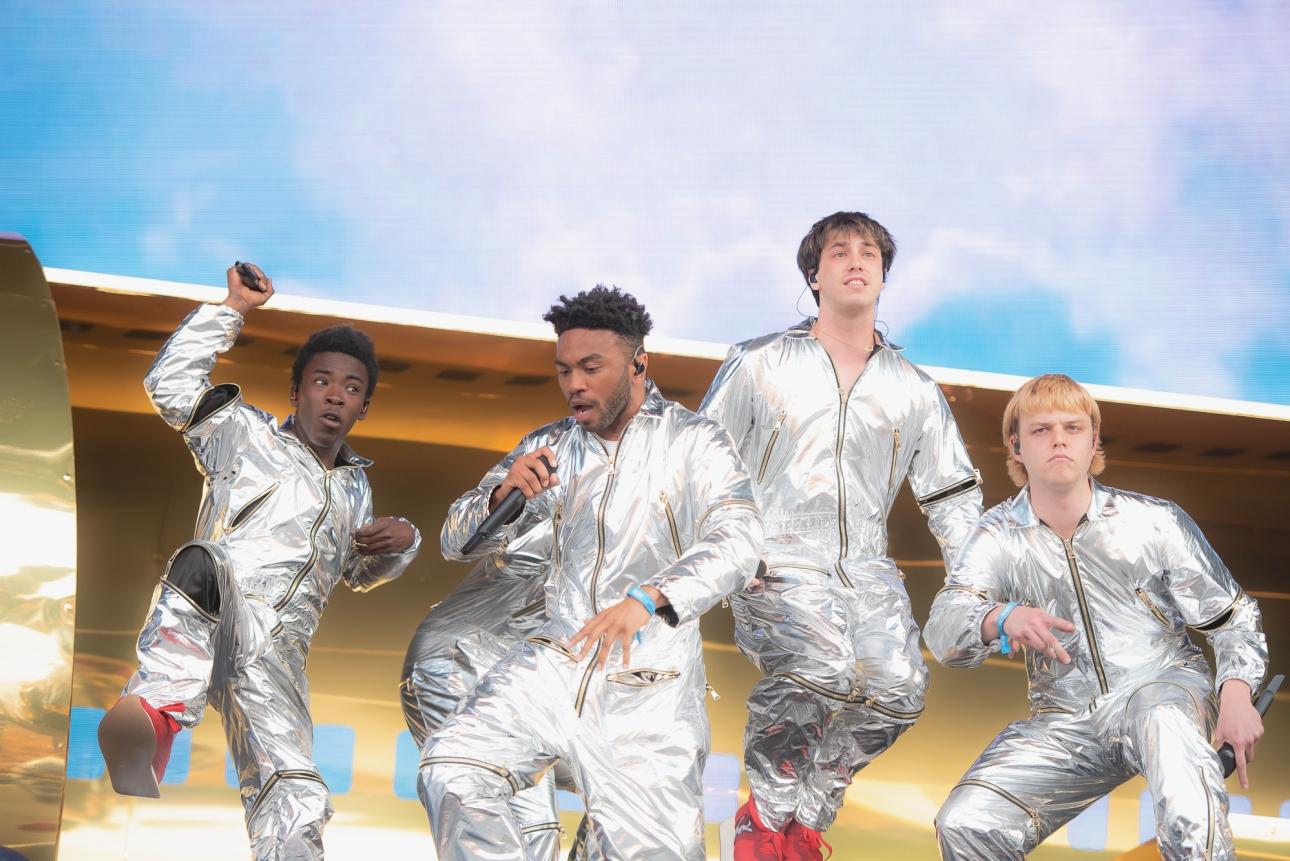 "BROCKHAMPTON tease new release ""GINGER"""