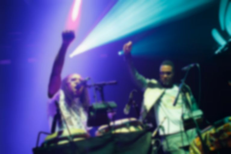 Eulogy & Light: Shabazz Palaces, Live in London