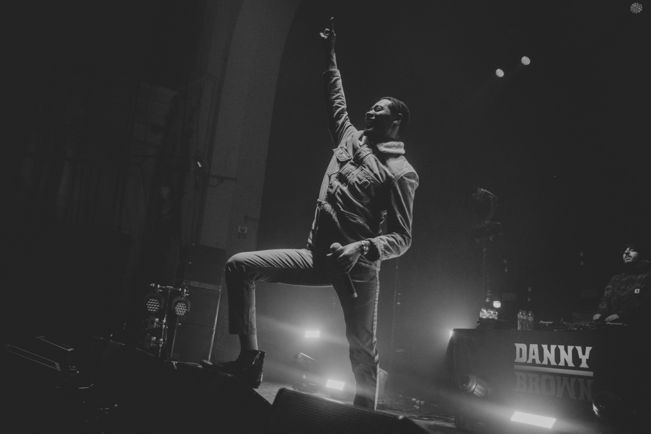 Danny Brown to host new Grand Theft Auto V radio station with special guest Skepta