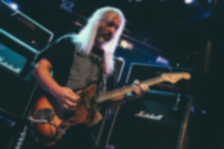Dinosaur Jr. will host a rock camp this summer