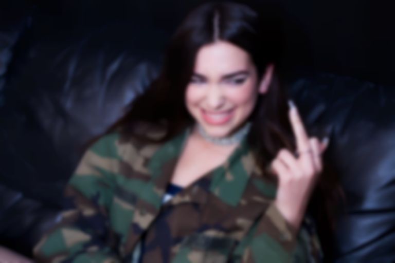 Dua Lipa is the first female solo artist to get a UK Number One in nearly two years
