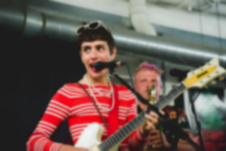 "Ezra Furman shares a cover of LCD Soundsystem's ""I Can Change"""
