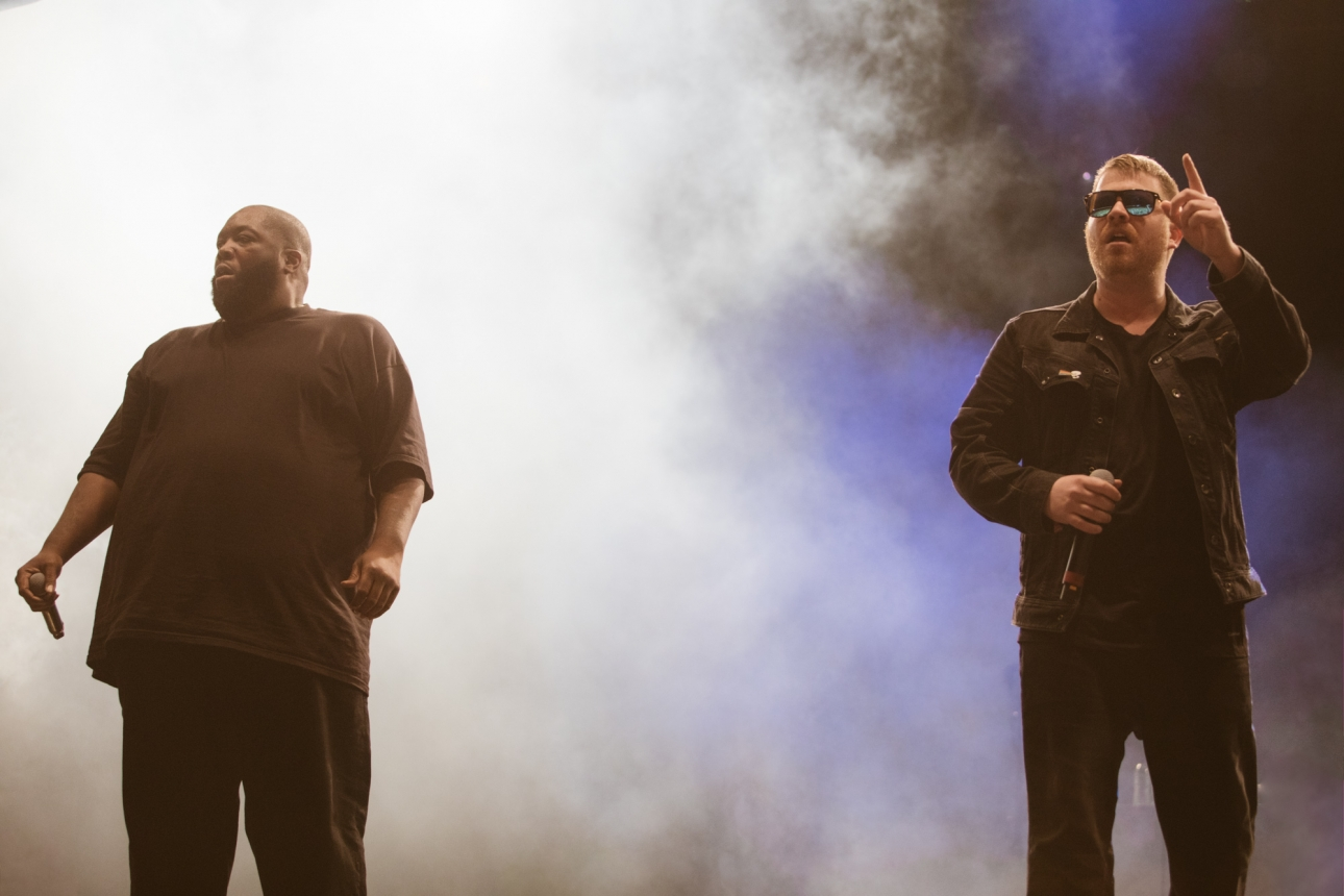 El-P confirms new Run The Jewels album is arriving before they play Coachella