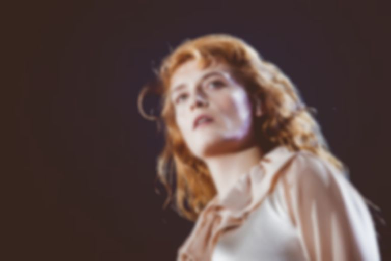 "Florence and The Machine reveals ""Delilah"" visuals, chapter six of her film series The Odyssey"