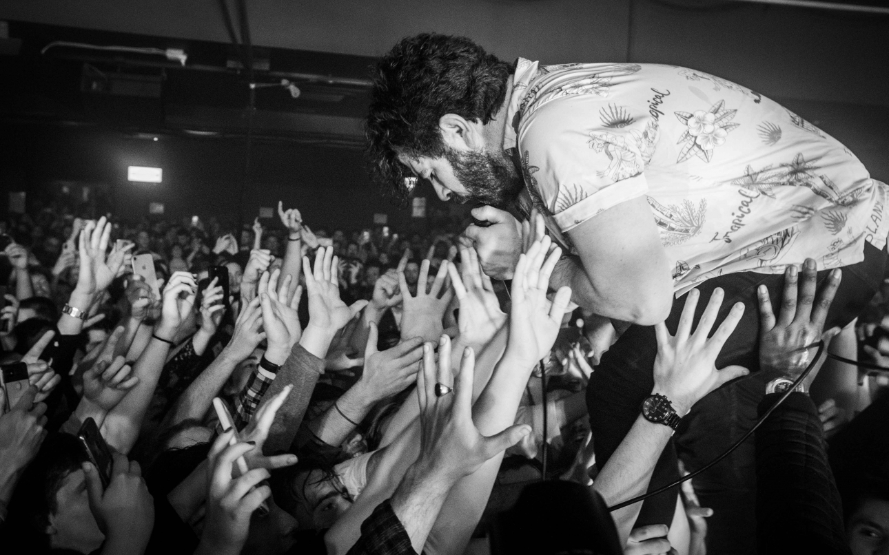 "Foals share ""working titles"" from both records"