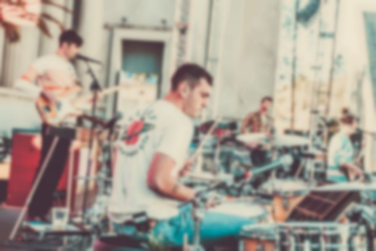 Glass Animals give update on drummer following involvement in serious accident