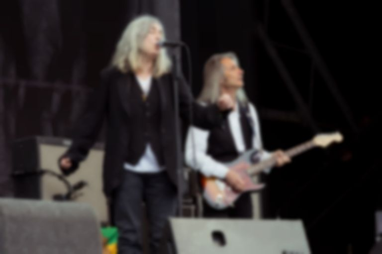 Patti Smith is making her Just Kids memoir into a TV series for Showtime