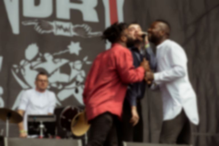 Germany's Ruhrtrienalle Festival drops Young Fathers over BDS support