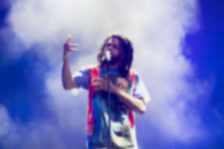 "J. Cole wants fans to stop making ""platinum with no features"" memes"