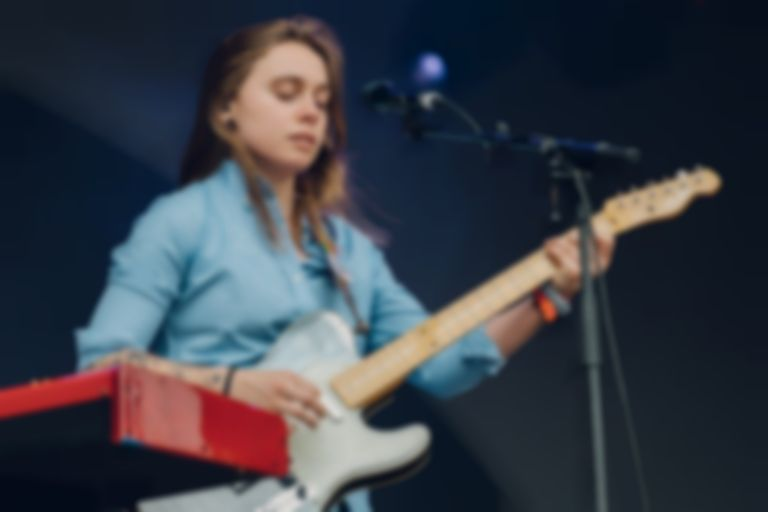 Julien Baker hopes to finish her new album by the end of the year
