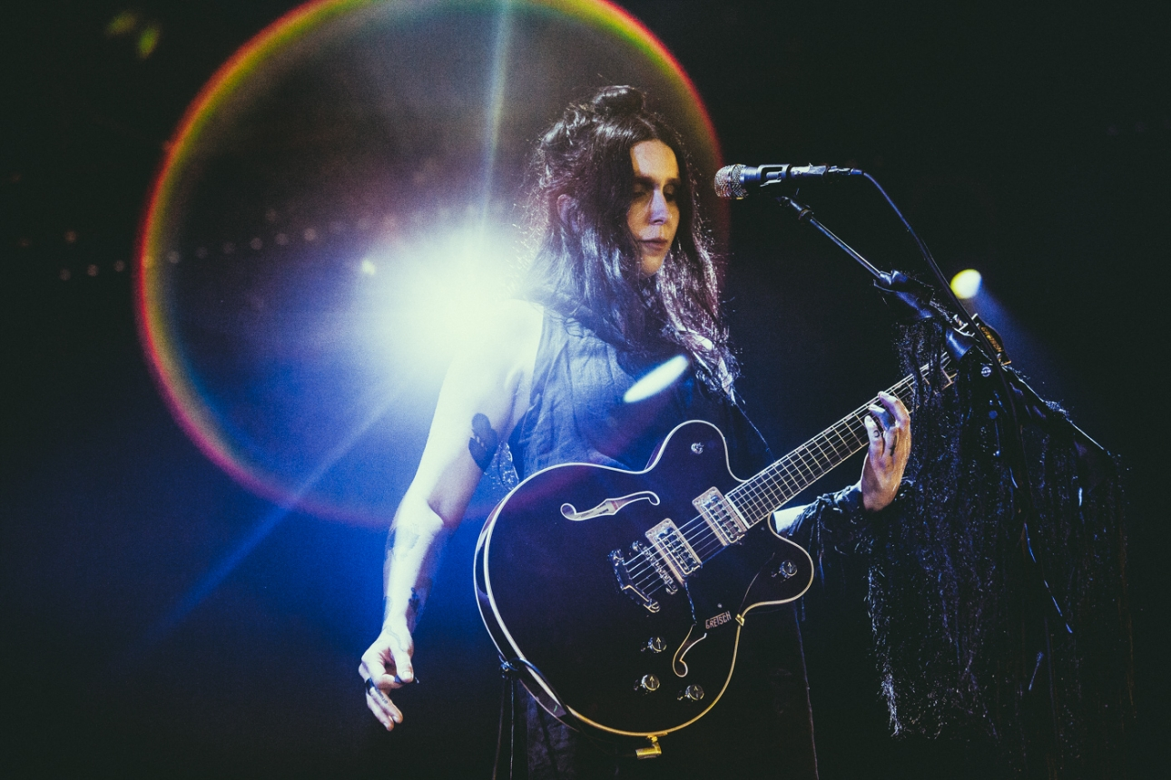 """Chelsea Wolfe returns with cinematic single """"The Mother Road"""""""