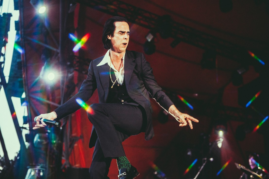 Nick Cave at Roskilde