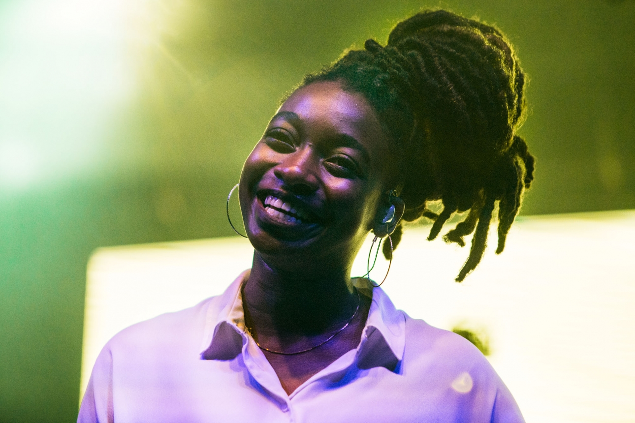 Little Simz teases new single with Michael Kiwanuka dropping today