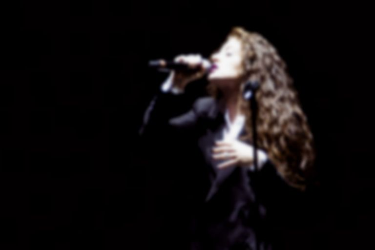 Is Lorde set to make her grand comeback next month?