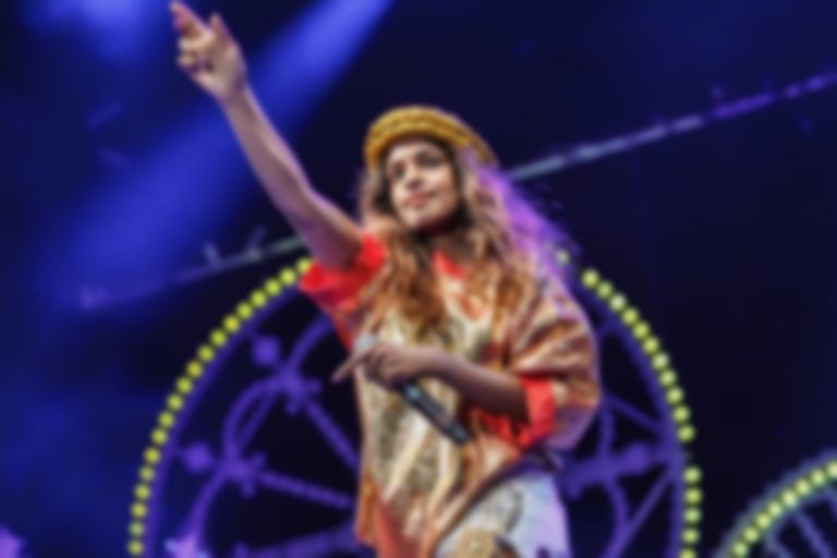 M.I.A. receives MBE medal handmade by her mother